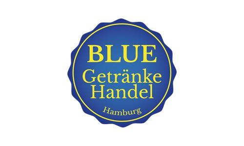 Blue-Getränke-Logo